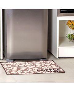 Tapete Provence 50x75cm para Cozinha Havan - Bege Claro