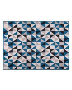 Tapete Renaissance 1,00X1,50M J Serrano - Azul Claro