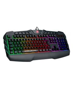 Teclado Gamer Hybrid Mechanical Pulse Fire ELG - Preto