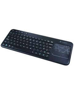 Teclado Wireless com Mouse Touch Logitech K400 - DIVERSOS