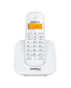 Telefone Sem Fio Intelbras TS3110 Branco - Bivolt