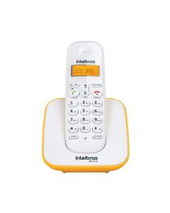 Telefone sem Fio Intelbras TS3110 Amarelo - Bivolt