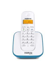 Telefone sem Fio Intelbras TS3110 Azul - Bivolt