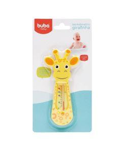 Termometro para Banho Girafa - Amarelo