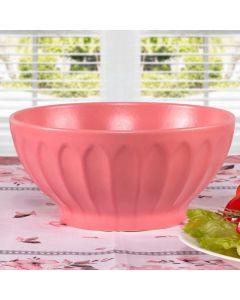 Tigela de Cerâmica Badem 1,9 Litros Solecasa - Rosa