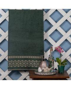 Toalha de Banho 68x135cm Delta - Verde Musgo