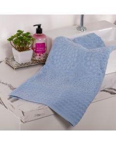 Toalha de Banho 70x135cm La Vie Buddemeyer - Azul Claro
