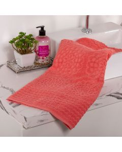 Toalha de Banho 70x135cm La Vie Buddemeyer - Rosa Coral