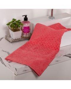 Toalha de Banho 70x135cm Soul Havan - Rosa Primavera