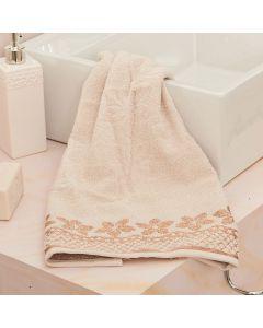 Toalha de Banho Cindy Havan - Marfim