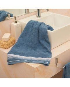 Toalha de Banho Colors - Azul Egito