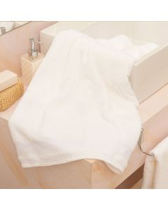 Toalha de Banho Colors - Branco