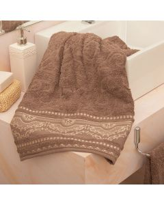 Toalha de Banho Imperial Radiance Havan - Bege