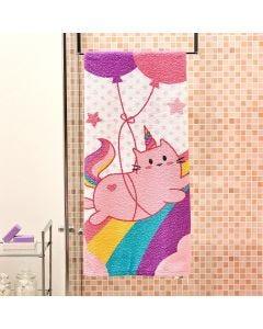 Toalha de Banho Infantil Estampada Lepper - Fantasy