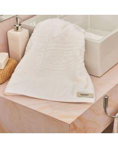 Toalha de Banho Jade Karsten - Branco