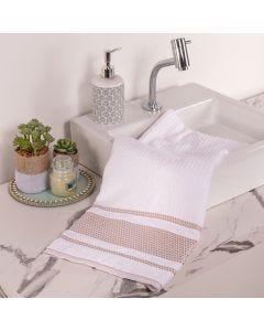Toalha de Banho Princess - Branco