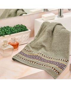Toalha de Banho Quênia - Verde Matte