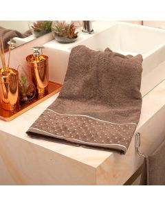 Toalha de Banho Safira - Cinza