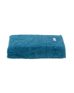 Toalha De Banho Sarah Buddemeyer - Azul