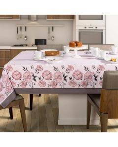 Toalha de Mesa 1,40x1,40m Dia a Dia Karsten - Roses