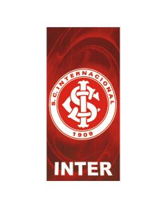 Toalha de Praia Clubes de Futebol Döhler - Internacional 2
