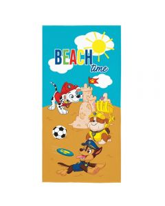 Toalha De Praia Patrulha Canina Lepper - Menina 6153888