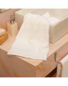Toalha de Rosto Colors - Branco