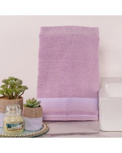 Toalha de Rosto Colors - Lilas