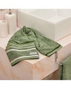 Toalha De Rosto Lúmina Karsten - Verde Bonsai