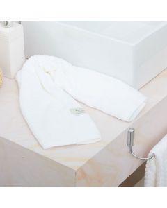 Toalha de Rosto Megan Karsten - Branco