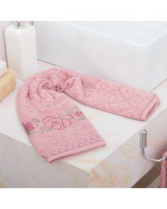 Toalha de Rosto Yuna Karsten - Lady Pink