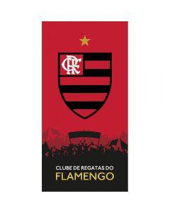 Toalha de Time Futebol Dohler - Flamengo