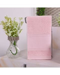 Toalha Lavabo Ability Fresh Karsten - Rose