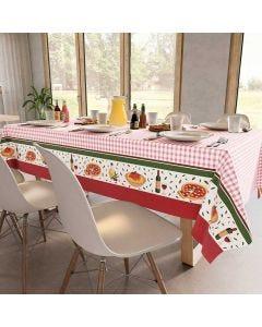Toalha Mesa 140x210 Basic  - Jantar Italiano