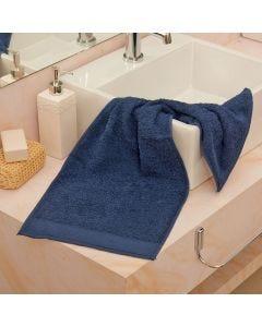 Toalha para Academia 30cm x 80cm Eco - Azul Marinho