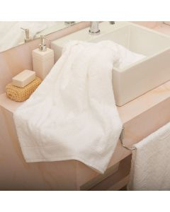Toalha Super Banho Adana Buddemeyer - Branco