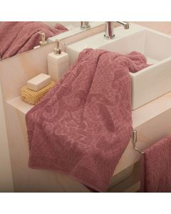 Toalha Super Banho Adana Buddemeyer - Rosa
