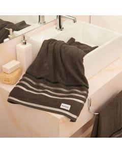 Toalha Super Banho Lúmina Karsten - Chumbo