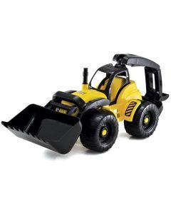 Trator Big Construtor Mãos a Obra Orange Toys - Amarelo