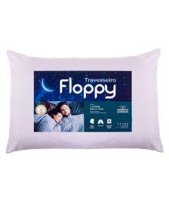 Travesseiro 50Cm X 70Cm Suporte Médio Floppy - Branco
