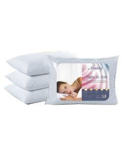 Travesseiro 50x70cm Suporte Firme Altenburg - Branco