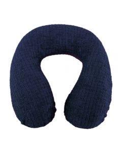 Travesseiro Apoio de Pescoço Marcbrayn - Azul
