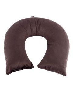 Travesseiro Descanso de Pescoço Hedrons - Mocca