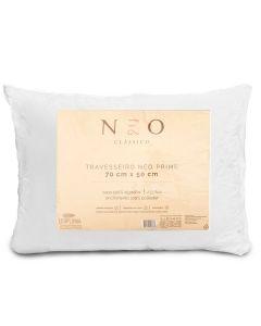 Travesseiro Neo Prime Camesa - Branco