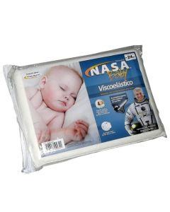 Travesseiro Visco Nasa Baby 30cm x 40cm - Marcbrayn - DIVERSOS