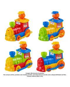 Trenzinho Teddy's Train Samba Toys - 0250
