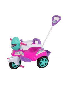 Triciclo Baby City Meninas 3150 Maral - Magical