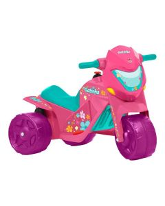 Triciclo Elétrico Gatinha 2593 Bandeirante - Rosa