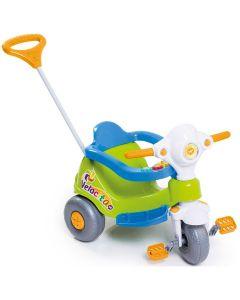 Triciclo Infantil Velocita Masculino Calesita - Verde