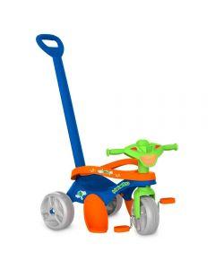 Triciclo Mototico Passeio Pedal Azul Bandeirante - 692